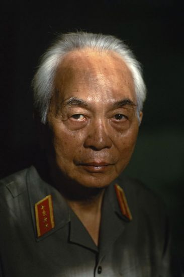 General Vo Nguyen Giap - The Snow-covered Volcano