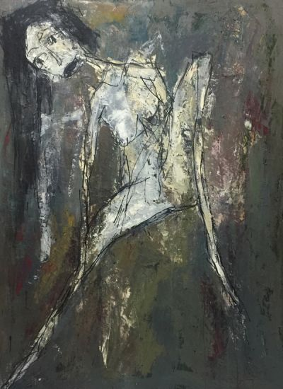 Art Vietnam Gallery: Work by Dinh Y Nhi : Joy of Life